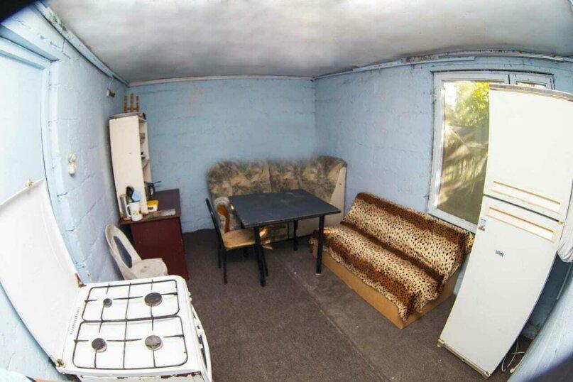 эконом 2, 20 кв.м. на 3 человека, 1 спальня, улица Победы, 150, Ейск - Фотография 21