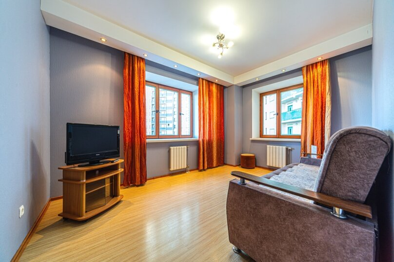 1-комн. квартира, 42 кв.м. на 3 человека, Фермское шоссе, 32, Санкт-Петербург - Фотография 1