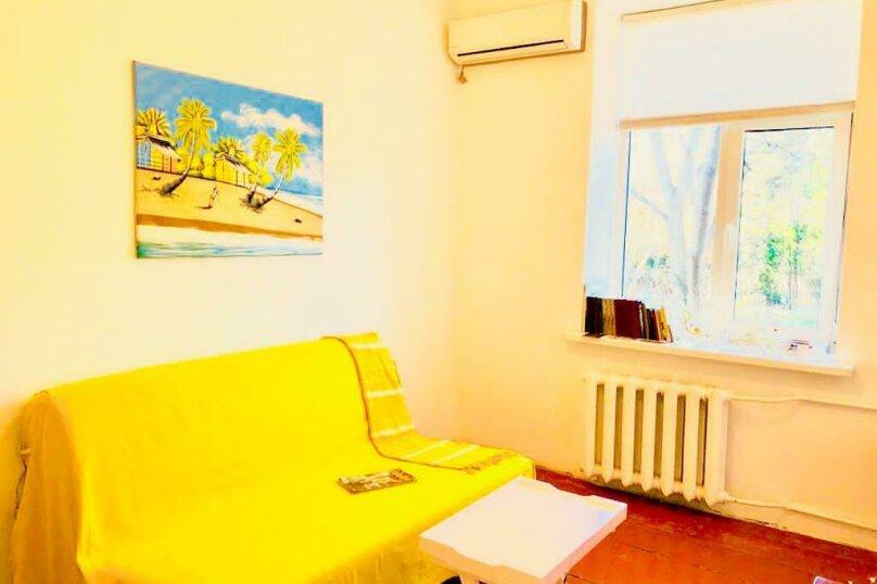 2-комн. квартира, 60 кв.м. на 4 человека, улица Адмирала Макарова, 17, Севастополь - Фотография 6