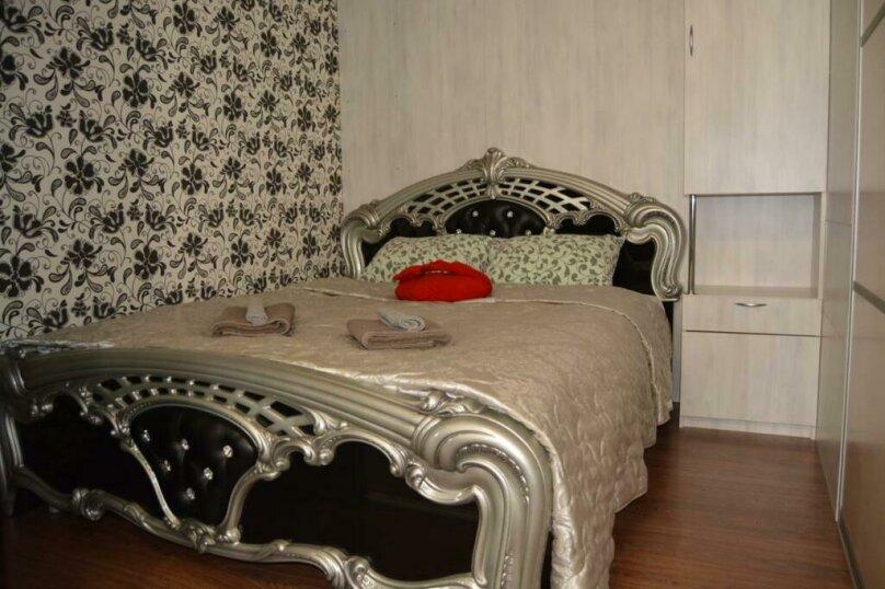 1-комн. квартира, 60 кв.м. на 4 человека, улица Сибгата Хакима, 60, Казань - Фотография 1