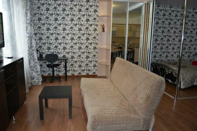1-комн. квартира, 60 кв.м. на 4 человека, улица Сибгата Хакима, 60, Казань - Фотография 5