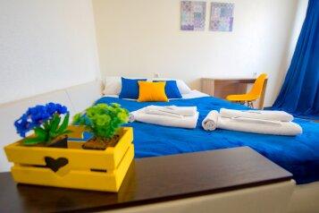 1-комн. квартира, 41 кв.м. на 4 человека, улица Петра Ермолаева, 4, Чебоксары - Фотография 1