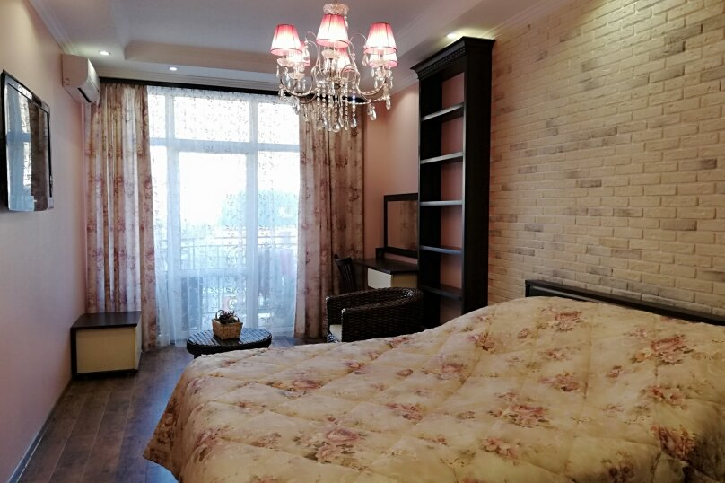 1-комн. квартира, 53 кв.м. на 6 человек, улица Суворова, 29, Геленджик - Фотография 2