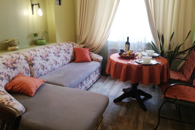 1-комн. квартира, 53 кв.м. на 6 человек, улица Суворова, 29, Геленджик - Фотография 13