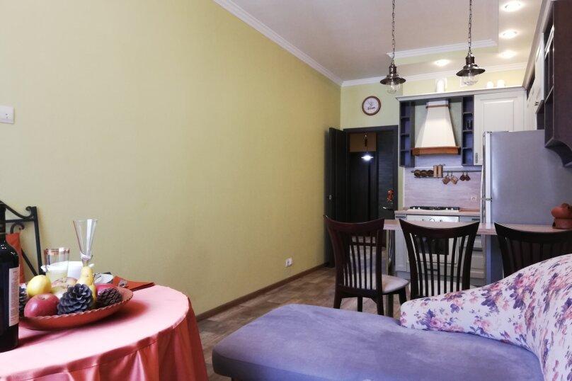 1-комн. квартира, 53 кв.м. на 6 человек, улица Суворова, 29, Геленджик - Фотография 16