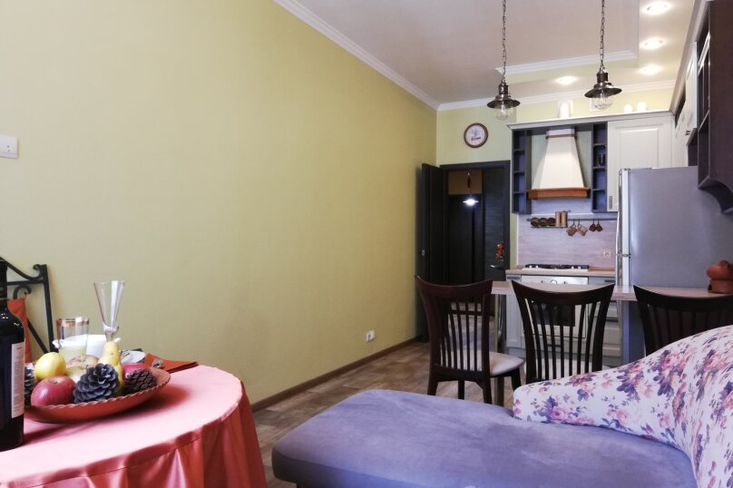 1-комн. квартира, 53 кв.м. на 6 человек, улица Суворова, 29, Геленджик - Фотография 17