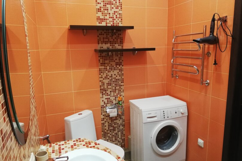 1-комн. квартира, 53 кв.м. на 6 человек, улица Суворова, 29, Геленджик - Фотография 33