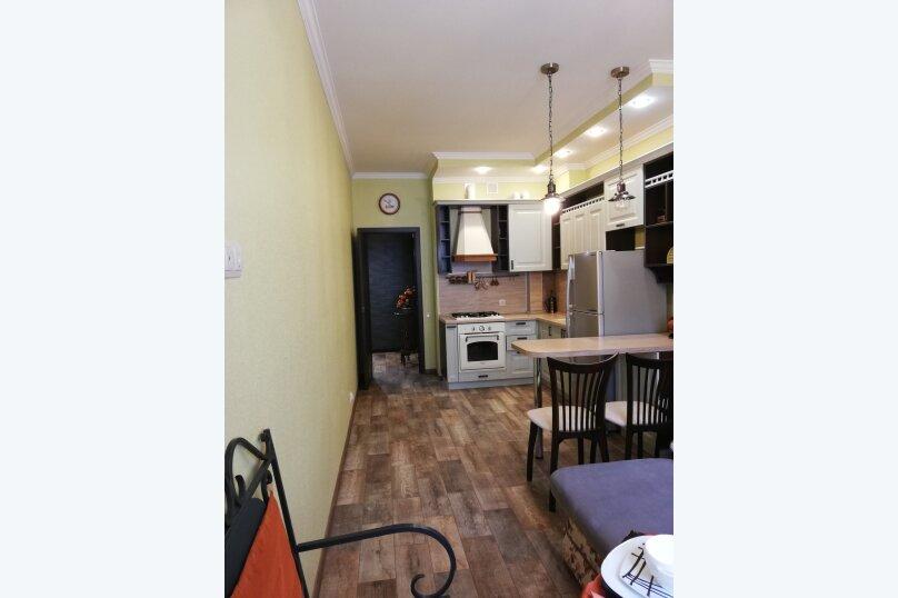 1-комн. квартира, 53 кв.м. на 6 человек, улица Суворова, 29, Геленджик - Фотография 34