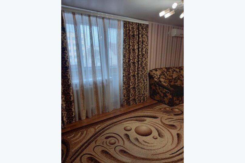 1-комн. квартира, 40 кв.м. на 4 человека, улица Кузнецова, 22, Саки - Фотография 11
