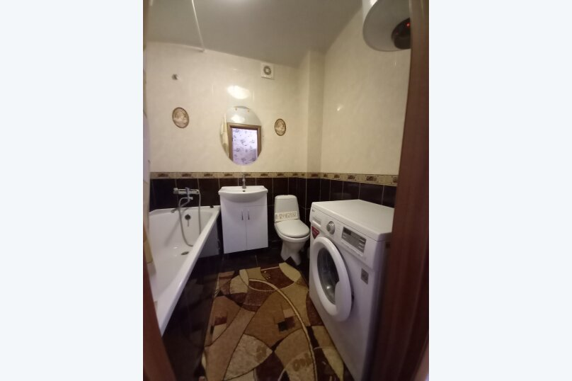 1-комн. квартира, 40 кв.м. на 4 человека, улица Кузнецова, 22, Саки - Фотография 13