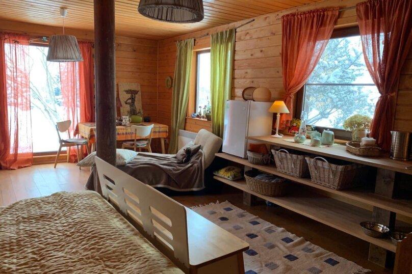 Дом у озера в закрытом поселке, 150 кв.м. на 6 человек, 2 спальни, с. Шеметово, Озёрная улица, 20, Сергиев Посад - Фотография 32