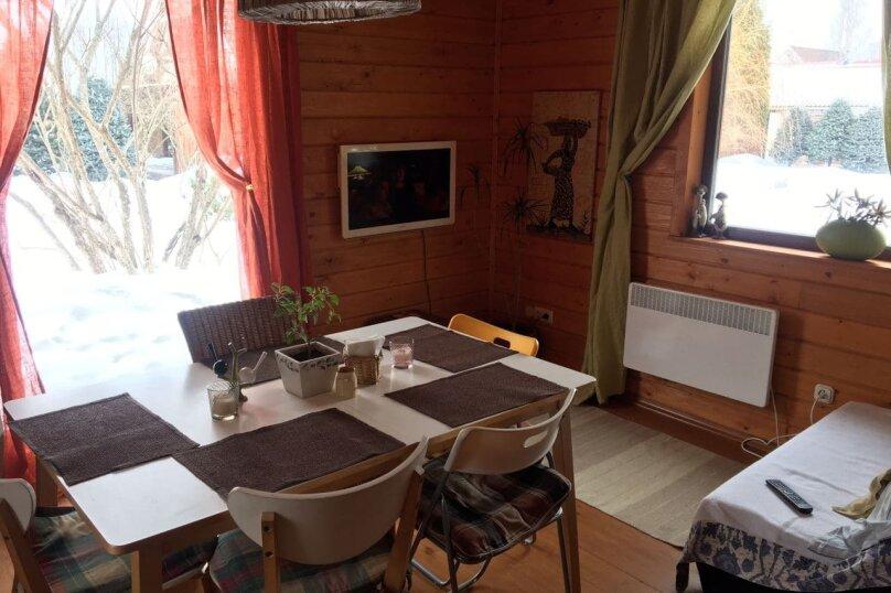 Дом у озера в закрытом поселке, 150 кв.м. на 6 человек, 2 спальни, с. Шеметово, Озёрная улица, 20, Сергиев Посад - Фотография 36