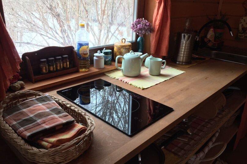 Дом у озера в закрытом поселке, 150 кв.м. на 6 человек, 2 спальни, с. Шеметово, Озёрная улица, 20, Сергиев Посад - Фотография 41