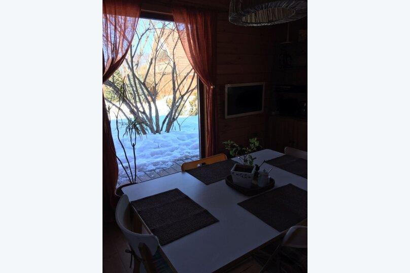 Дом у озера в закрытом поселке, 150 кв.м. на 6 человек, 2 спальни, с. Шеметово, Озёрная улица, 20, Сергиев Посад - Фотография 48
