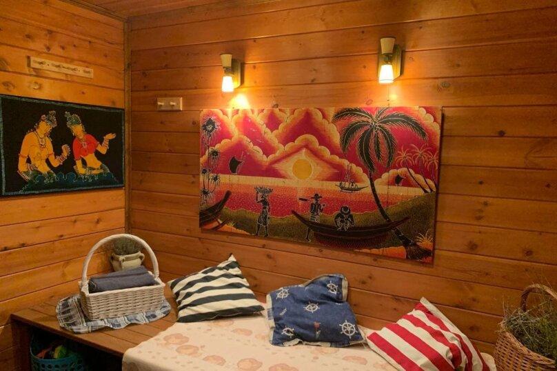 Дом у озера в закрытом поселке, 150 кв.м. на 6 человек, 2 спальни, с. Шеметово, Озёрная улица, 20, Сергиев Посад - Фотография 54