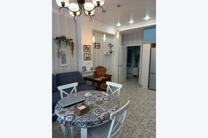 1-комн. квартира, 53 кв.м. на 5 человек, улица Гоголя, 7к1, Геленджик - Фотография 2