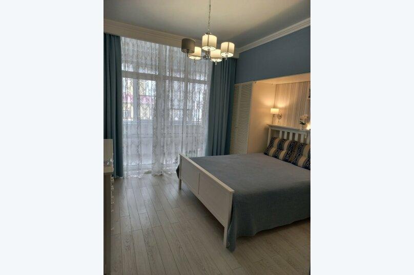 1-комн. квартира, 53 кв.м. на 5 человек, улица Гоголя, 7к1, Геленджик - Фотография 4