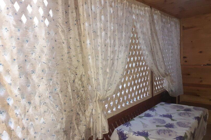 Апартаменты с беседкой 2, Качинское шоссе, 33 пом 7, посёлок Орловка, Севастополь - Фотография 5