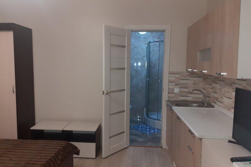 Апартаменты с беседкой 2, Качинское шоссе, 33 пом 7, посёлок Орловка, Севастополь - Фотография 9