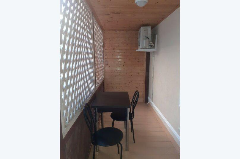 Апартаменты с беседкой 2, Качинское шоссе, 33 пом 7, посёлок Орловка, Севастополь - Фотография 13