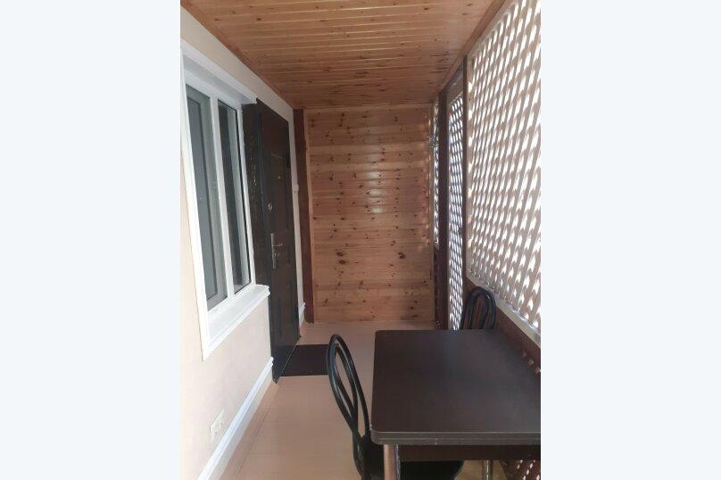Апартаменты с беседкой 2, Качинское шоссе, 33 пом 7, посёлок Орловка, Севастополь - Фотография 14