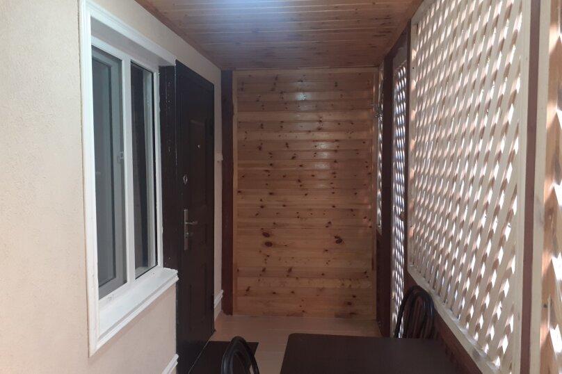 Апартаменты с беседкой 2, Качинское шоссе, 33 пом 7, посёлок Орловка, Севастополь - Фотография 15