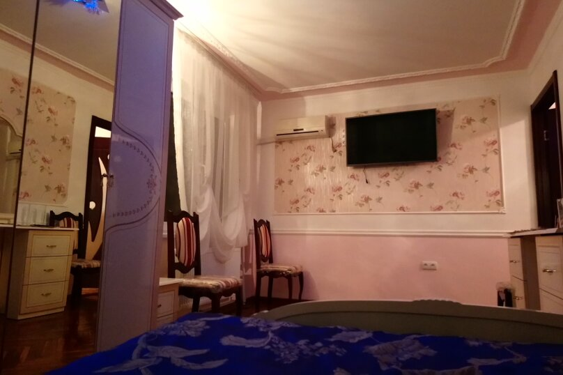 2-комн. квартира, 37 кв.м. на 3 человека, улица Водовозовых, 16, Кореиз - Фотография 8