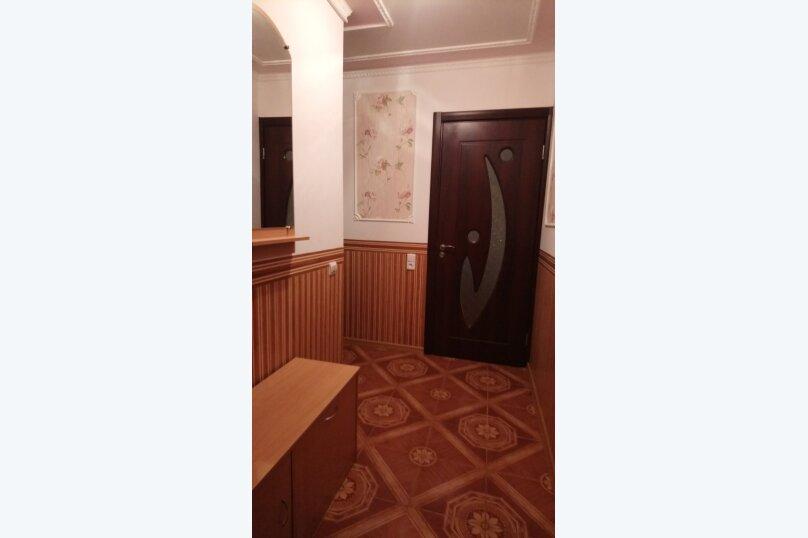 2-комн. квартира, 37 кв.м. на 3 человека, улица Водовозовых, 16, Кореиз - Фотография 12