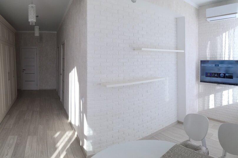 2-комн. квартира, 72 кв.м. на 5 человек, улица Блюхера, 19, Ялта - Фотография 3