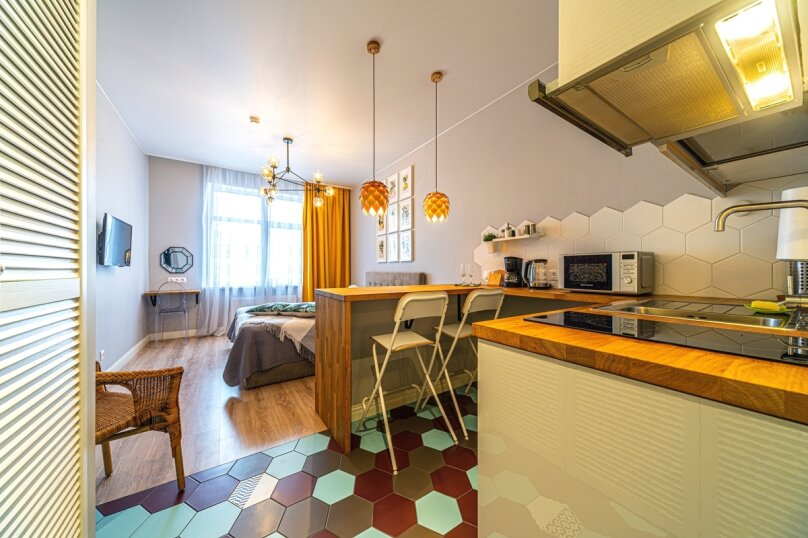 1-комн. квартира, 30 кв.м. на 2 человека, улица Савушкина, 104, Санкт-Петербург - Фотография 9