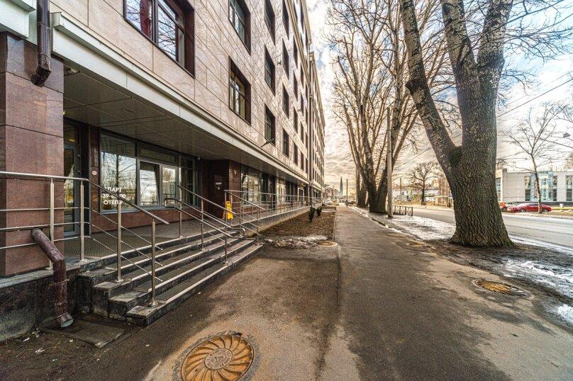 1-комн. квартира, 30 кв.м. на 2 человека, улица Савушкина, 104, Санкт-Петербург - Фотография 21