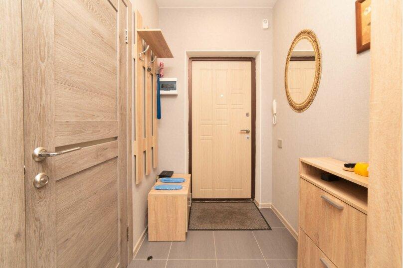 1-комн. квартира, 30 кв.м. на 4 человека, улица Дмитрия Менделеева, 2, Тюмень - Фотография 18