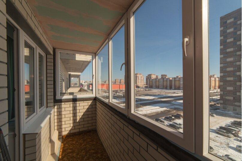 1-комн. квартира, 30 кв.м. на 4 человека, улица Дмитрия Менделеева, 2, Тюмень - Фотография 26