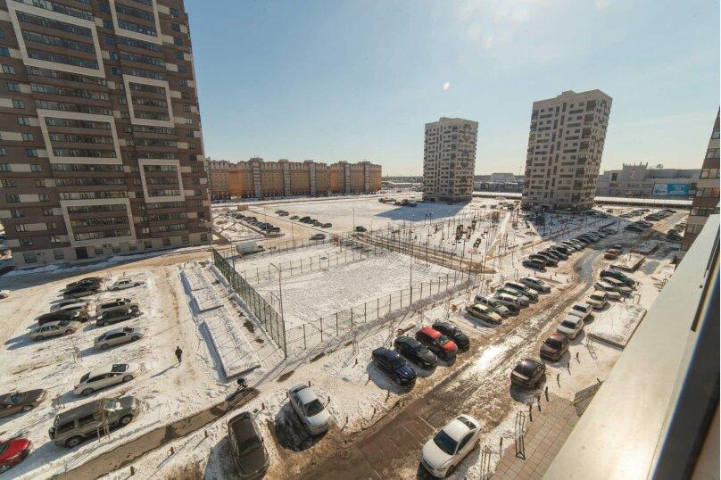 1-комн. квартира, 30 кв.м. на 4 человека, улица Дмитрия Менделеева, 2, Тюмень - Фотография 27