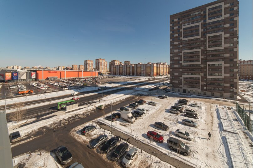 1-комн. квартира, 30 кв.м. на 4 человека, улица Дмитрия Менделеева, 2, Тюмень - Фотография 28