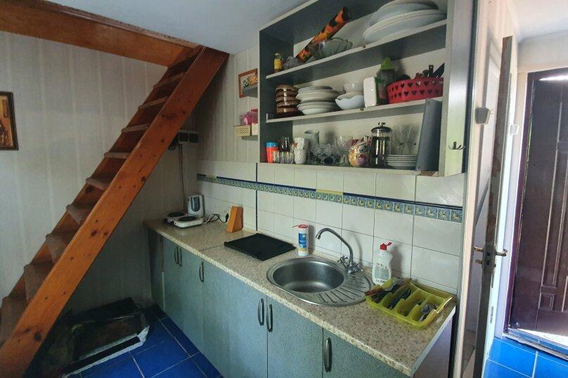 2-этажный домик у моря на 4 человека, 2 спальни, Качинское шоссе , 1а, Севастополь - Фотография 12