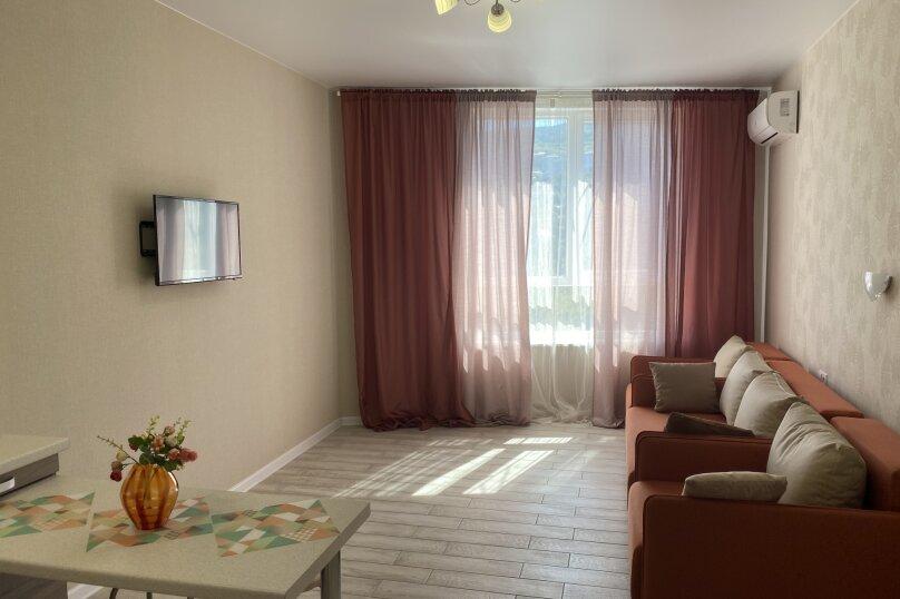 Апартаменты-студио в «ЖК Алмаз», улица Блюхера, 19 на 10 номеров - Фотография 44