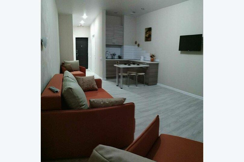Апартаменты-студио в «ЖК Алмаз», улица Блюхера, 19 на 10 номеров - Фотография 45