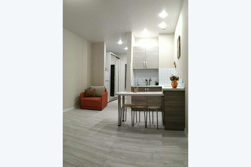 Апартаменты-студио в «ЖК Алмаз», улица Блюхера, 19 на 10 номеров - Фотография 49