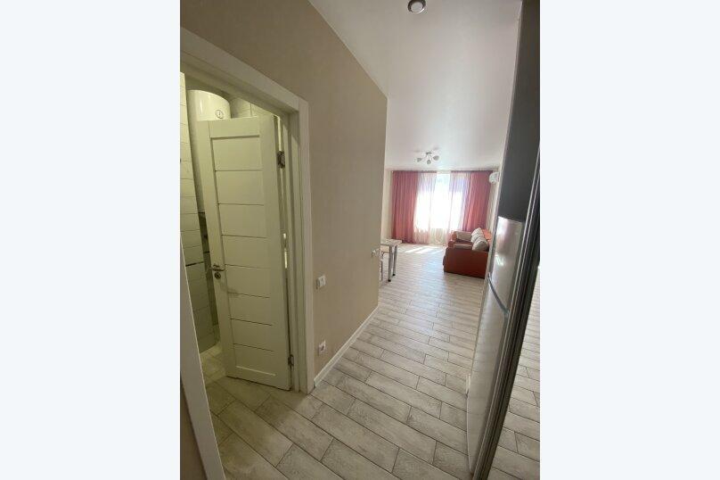 Апартаменты-студио в «ЖК Алмаз», улица Блюхера, 19 на 10 номеров - Фотография 52