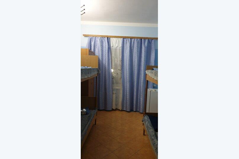 Койко-место в общей мужской комнате, Рубежная улица, 134, Севастополь - Фотография 1