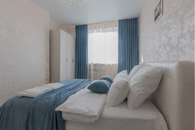 1-комн. квартира, 45 кв.м. на 4 человека, Новороссийская улица, 8А, Волгоград - Фотография 3