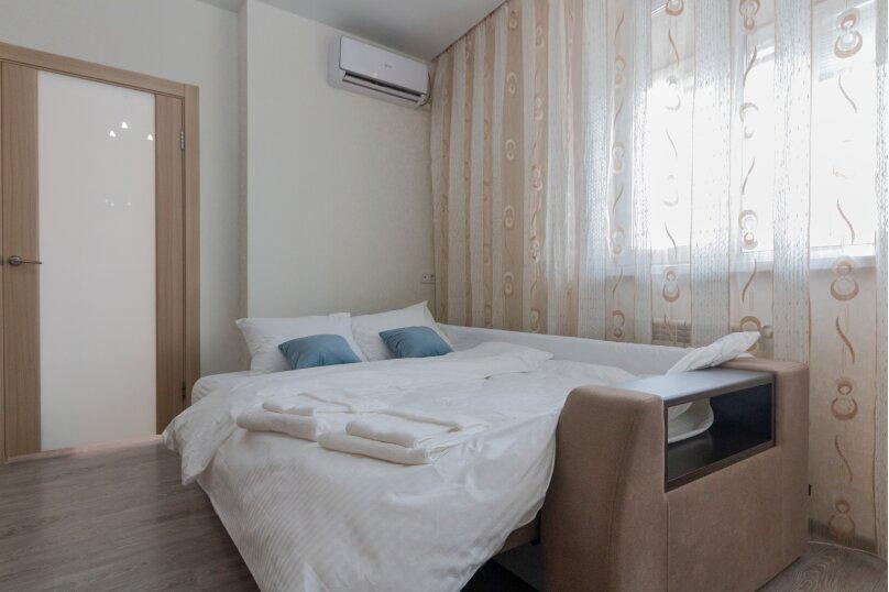 1-комн. квартира, 45 кв.м. на 4 человека, Новороссийская улица, 8А, Волгоград - Фотография 13