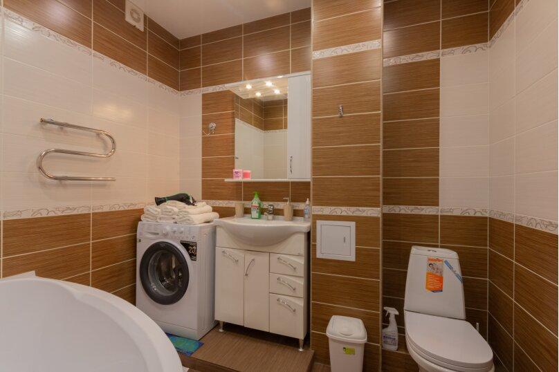 1-комн. квартира, 45 кв.м. на 4 человека, Новороссийская улица, 8А, Волгоград - Фотография 15