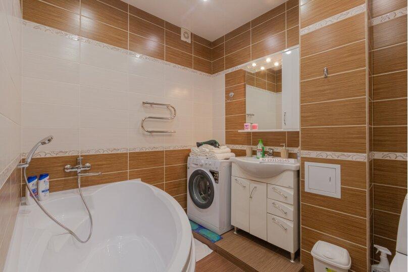 1-комн. квартира, 45 кв.м. на 4 человека, Новороссийская улица, 8А, Волгоград - Фотография 16