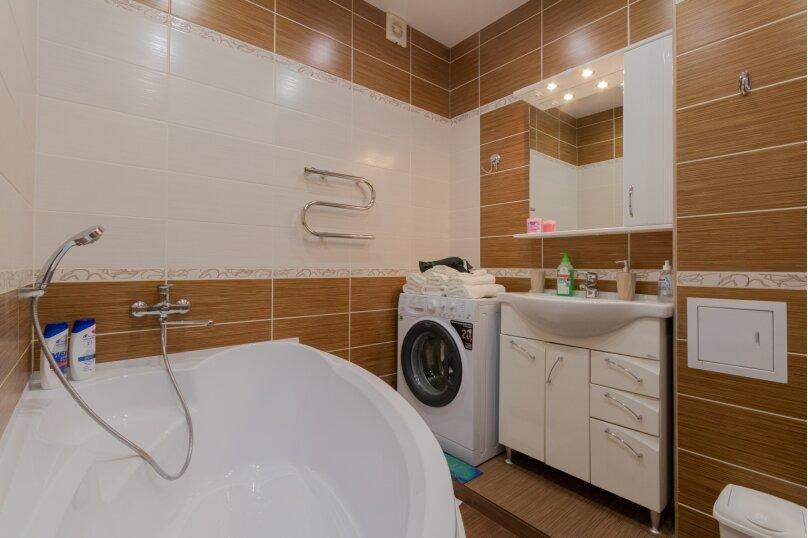 1-комн. квартира, 45 кв.м. на 4 человека, Новороссийская улица, 8А, Волгоград - Фотография 17
