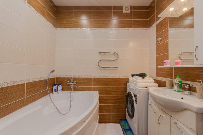 1-комн. квартира, 45 кв.м. на 4 человека, Новороссийская улица, 8А, Волгоград - Фотография 18