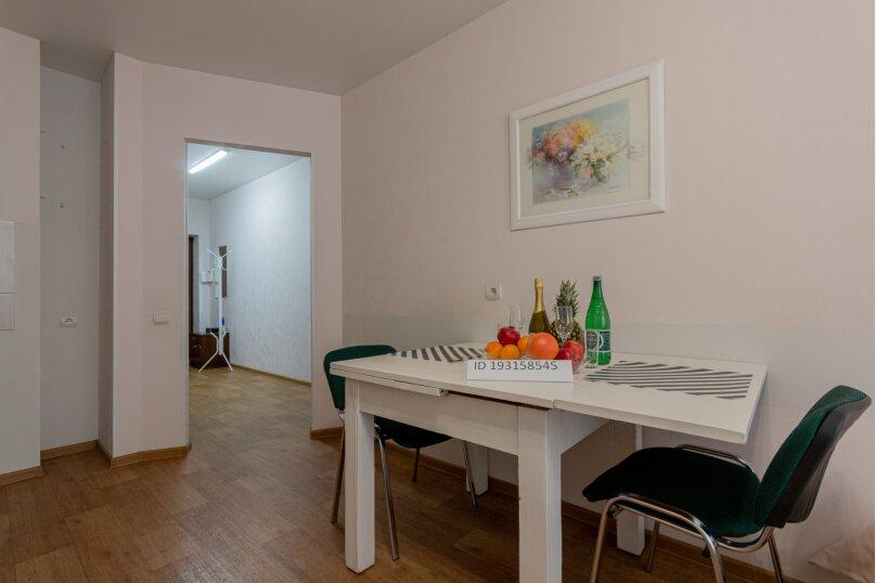 1-комн. квартира, 47 кв.м. на 4 человека, Донецкая улица, 16А, Волгоград - Фотография 8