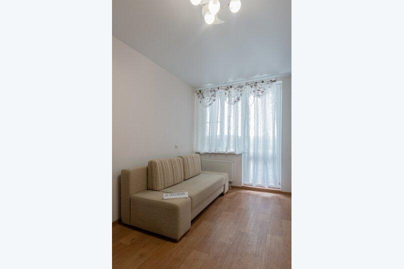 1-комн. квартира, 47 кв.м. на 4 человека, Донецкая улица, 16А, Волгоград - Фотография 15