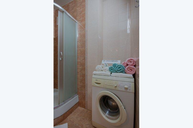 1-комн. квартира, 47 кв.м. на 4 человека, Донецкая улица, 16А, Волгоград - Фотография 18
